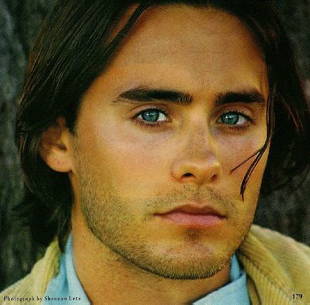 Look up Jared Leto with his blonde hair while playing the character 'Angel ...