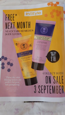 Magazine Freebies September 2015