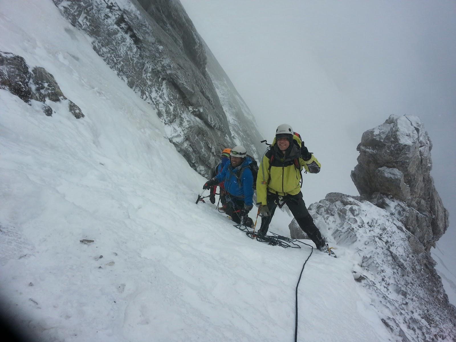 Pirineos, Ordesa: Cara Norte Monte Perdido