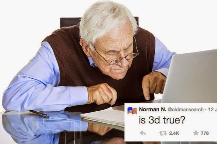 21 Times You Will Smile When You Read How Grandpas Start Googling