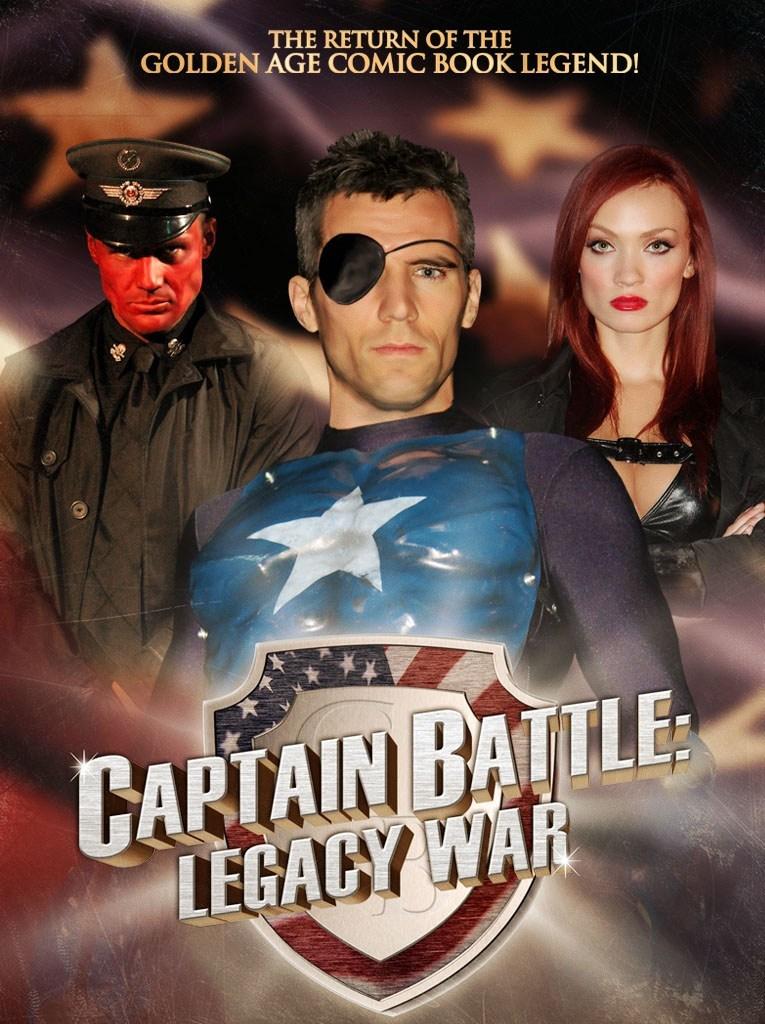 Captain Battle: Legacy War (2013)