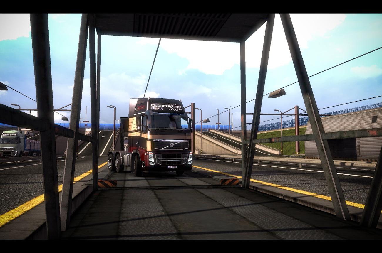 Eurotunnel Euro Truck Simulator 2