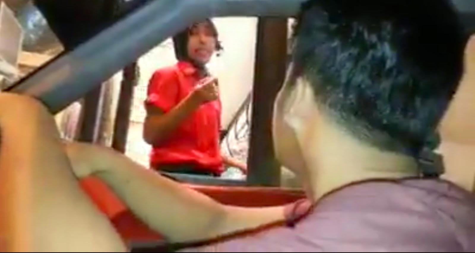 Video Boikot Paling Kurang Ajar Di McDonald Malaysia