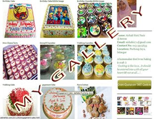 MY CAKE CUPCAKES GALLERY