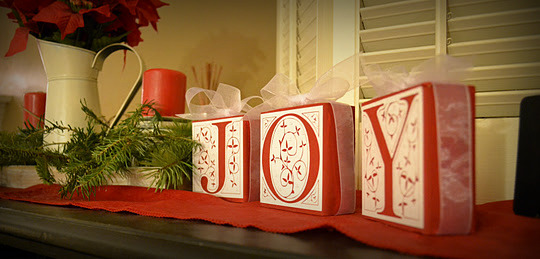 thrifty decorating joy blocks and a giveaway start fresh 27 frugal home decorating ideas