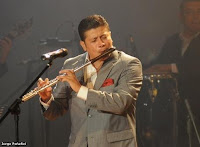 Carlos Prado, Flautista