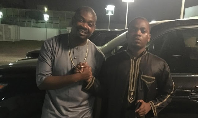 Guess Who Settled Don Jazzy And Olamide's Beef?
