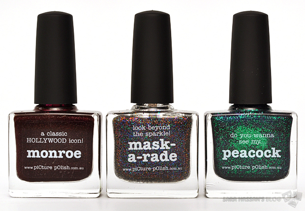 piCture pOlish Opulence Collection