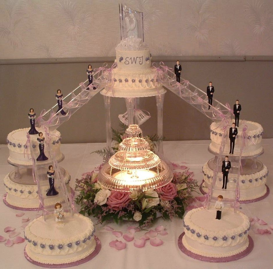 KILELE CAKES CAN MAKE YOUR WEDDING CAKE STAURNING CHECK OUT OUR FLOATING ON A WATER FOUNTAIN 0722607991