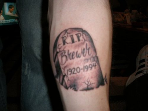 Rip Tattoo Designs for Men