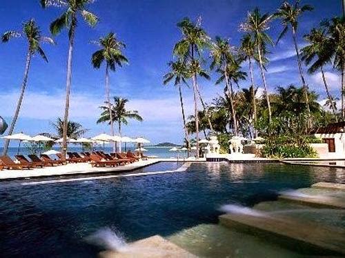 Resort Gili Trawangan Island Lombok Indonesi