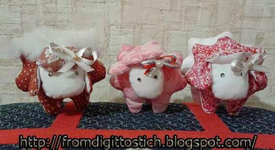 сувенирные овечки