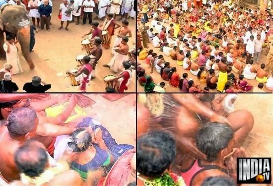 صور تكسير جوز الهند