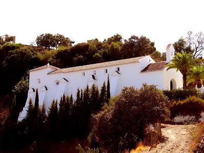 Ermita Ntra. Sra. de la Fuensanta. Coin. (Málaga).