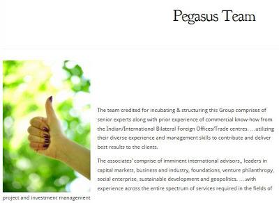Radia Pegasus Team