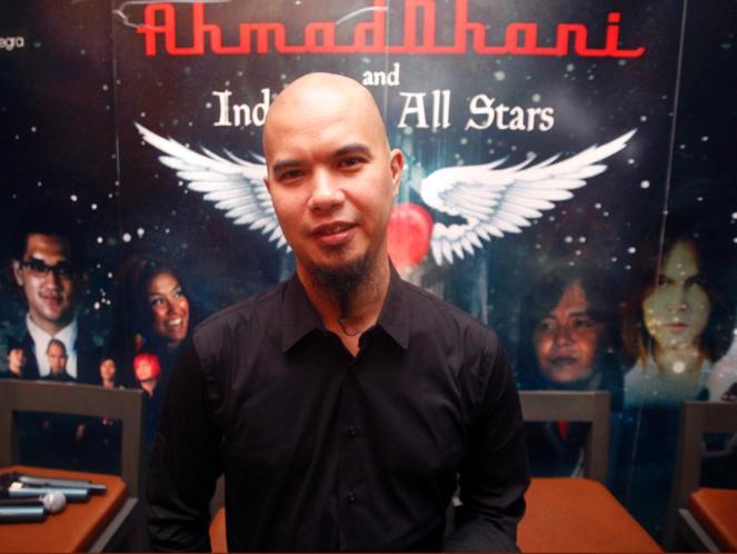 Profil Ahmad Dhani (Dhani Ahmad Prasetyo)