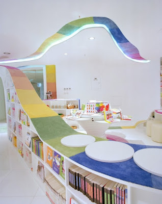 Republic Kids Pequim - Library