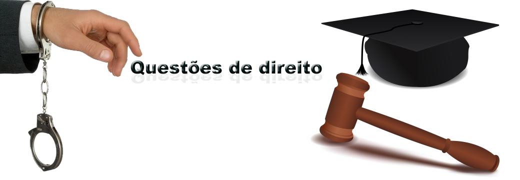 Questões de direito, simulados, aulas