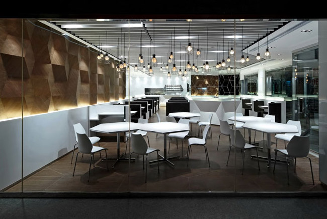 Designmyspace Fast Food Restaurant Design