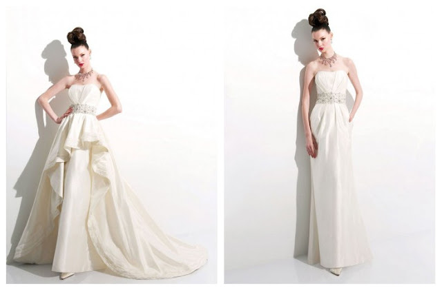 rainingblossoms new arrivals 2 in 1 wedding dresses