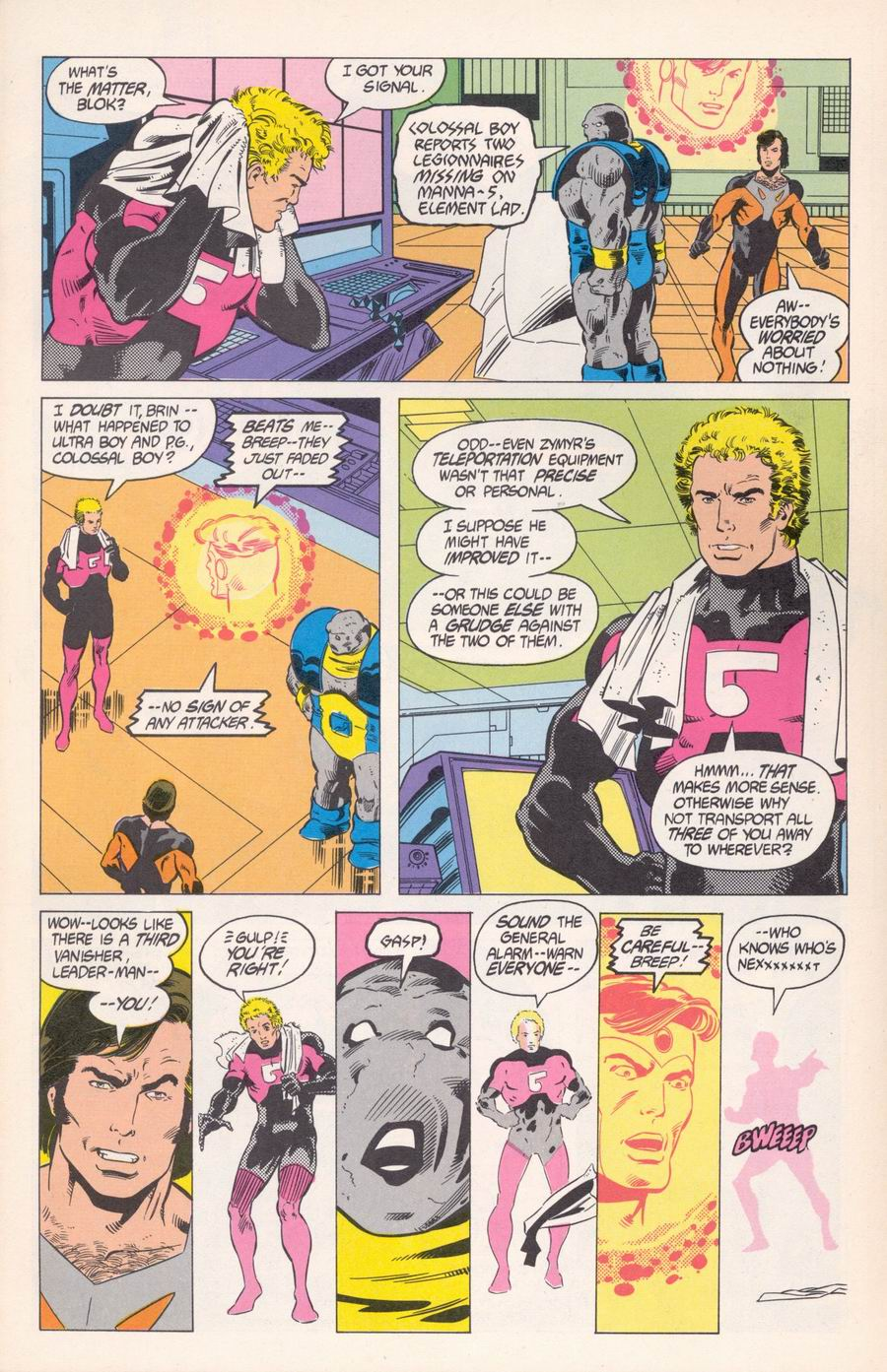 Tales of the Legion Issue #344 #31 - English 6