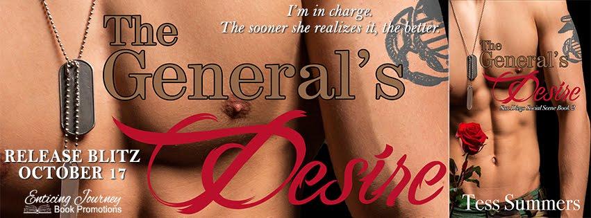 The General's Desire Release Blitz