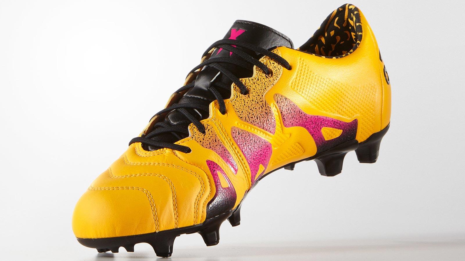 adidas x yellow