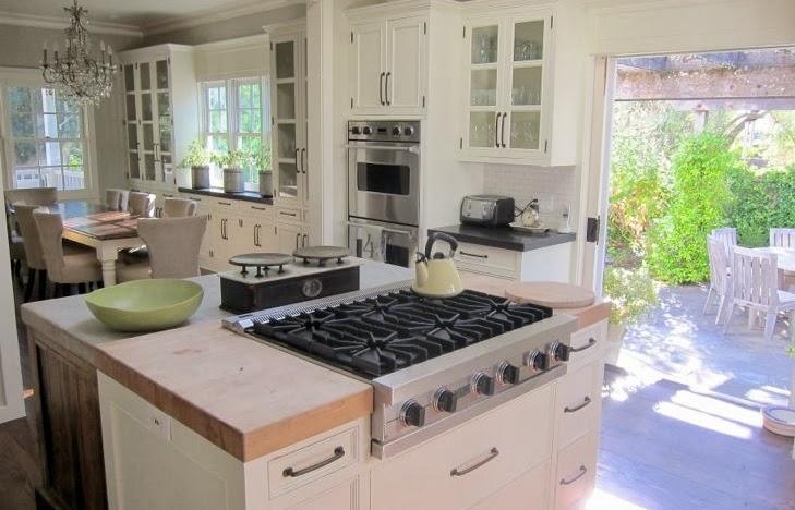 boxwood terrace ina garten s napa valley kitchen