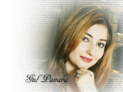 Pashto Actress Gul Panra