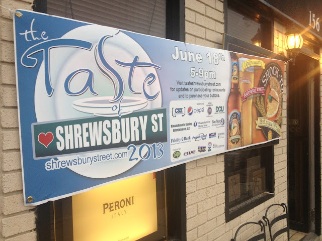 taste of shrewsbury street 2013