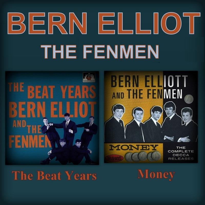 Bern Elliott And Fenmen, The - Money / Nobody But Me