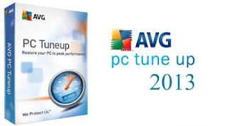 AVG PC Tuneup Pro 2013