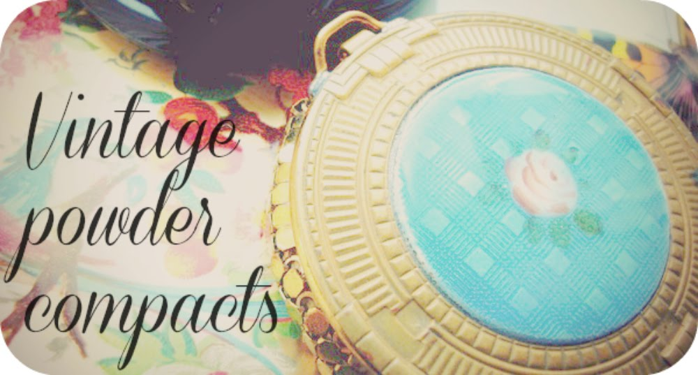 Vintage Powder Compacts