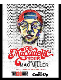 MACADELIC TOUR