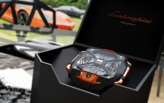 LAMBORGHINI AVENTADOR INSPIRED WATCH BY MARKO PETROVIC