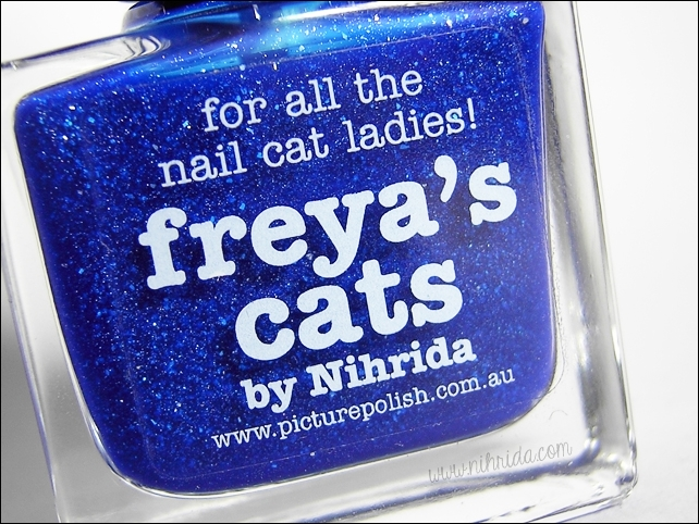 piCture pOlish Freya's Cats by Nihrida