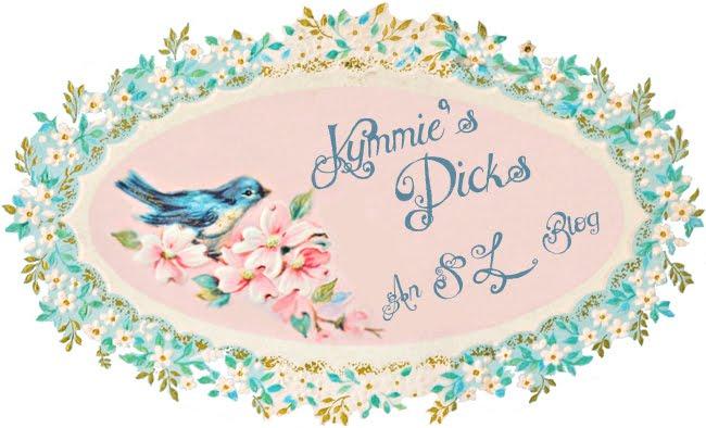 Kymmie's Picks