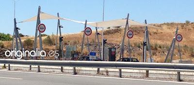 Casetas peajes autopistas Portugal