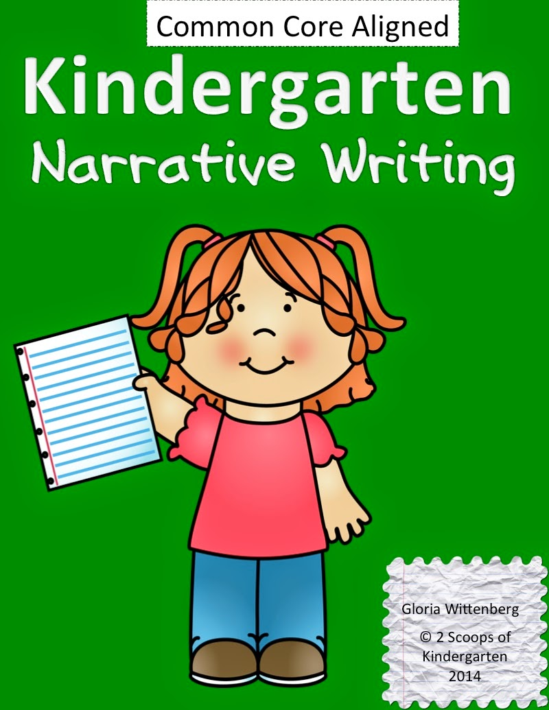 http://www.teacherspayteachers.com/Product/Kindergarten-Narrative-Writing-Common-Core-Aligned-1212792