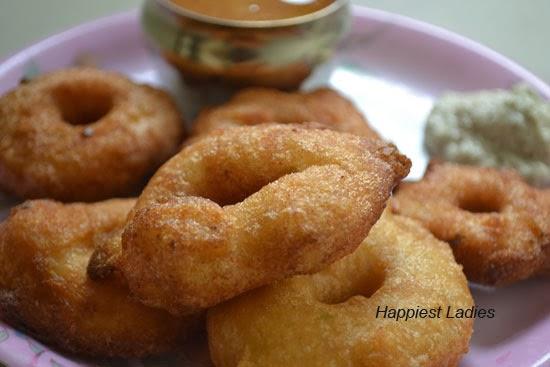 Crispy Spicy Uddina Vada