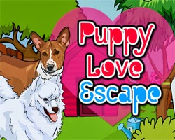 Juegos de Escape Ena Puppy Love Escape
