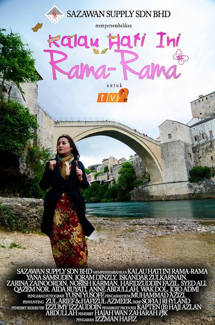 Kalau Hati Ini Rama Rama (2015), Tonton Full Episode, Tonton Drama Melayu, Tonton Drama Online, Tonton Drama Melayu Online, Tonton Drama Terbaru.