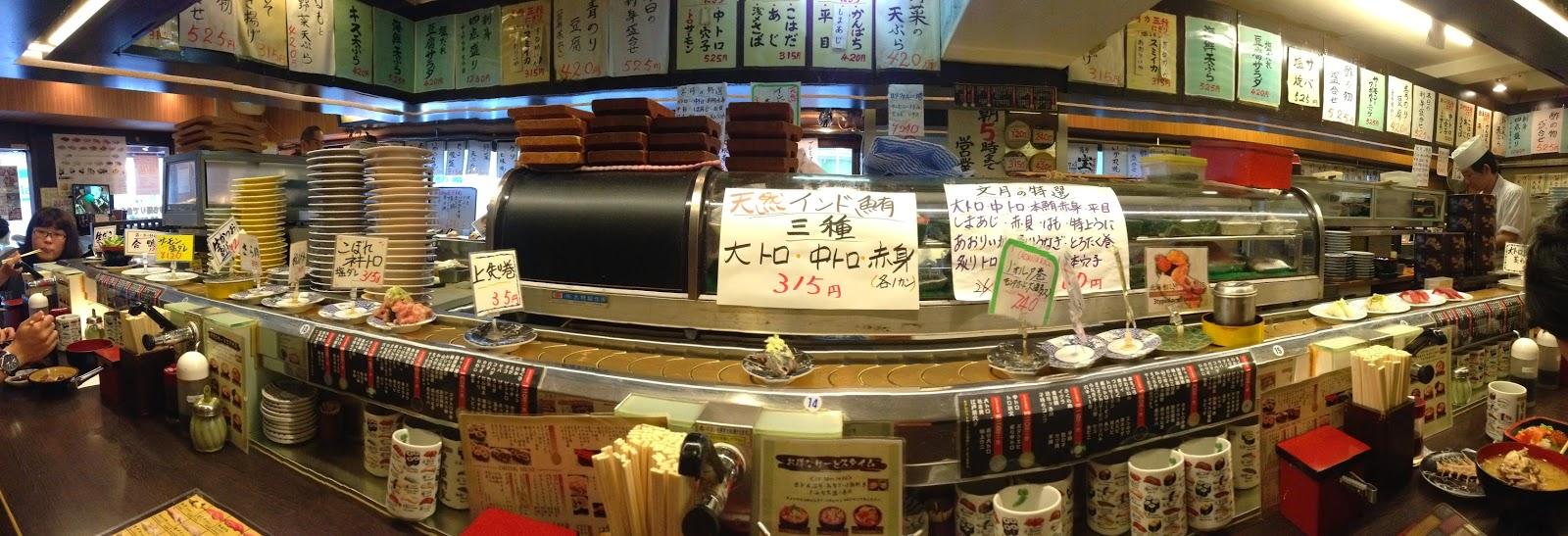 Sushi - Zemlja porekla. Geneza. Vrste. Moderan sushi.