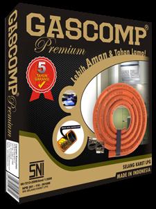 Regulator Kompor Gas Otomatis