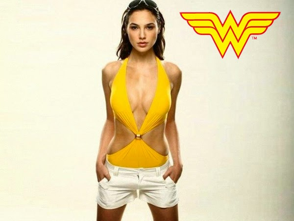 Gal Gadot sera Wonder Woman en Batman Vs. Superman