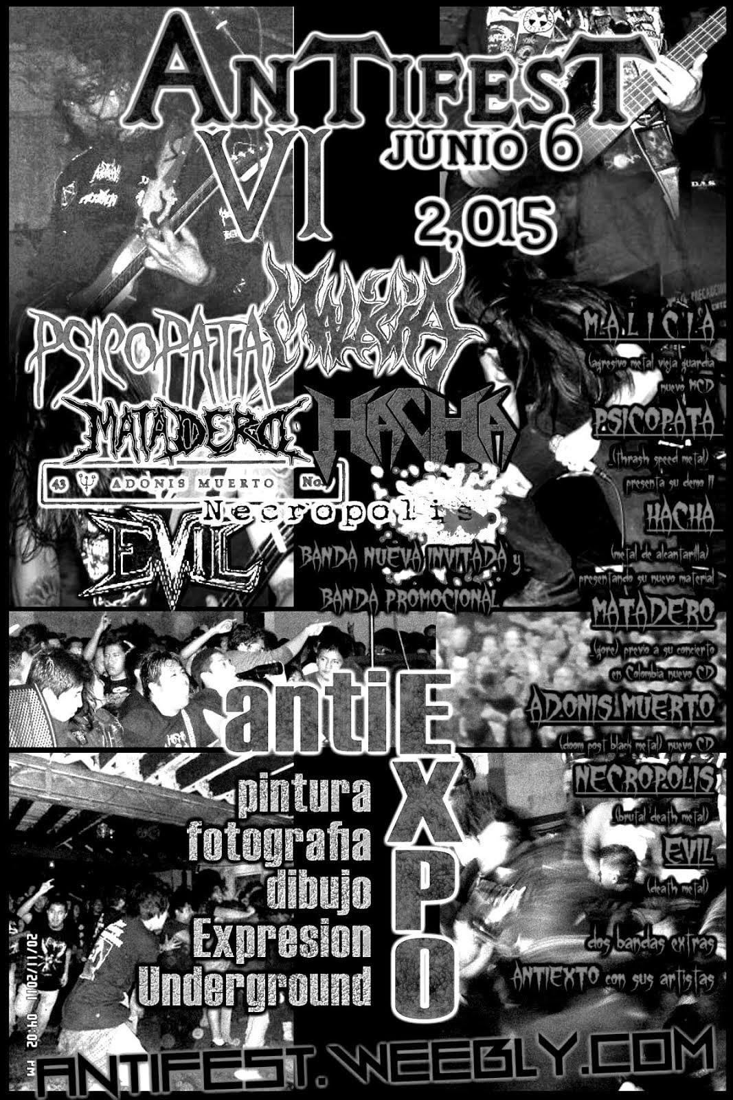 Antifest 06 06/06
