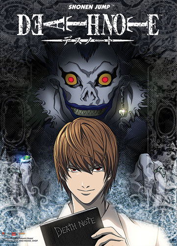Death note audio latino