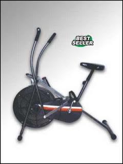 sepeda statis wind cycle Kh 013 A