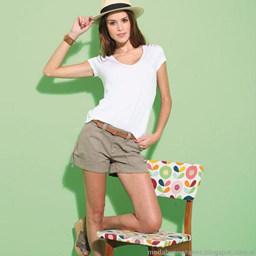 Moda 2014 mujer. Taverniti verano 2014.