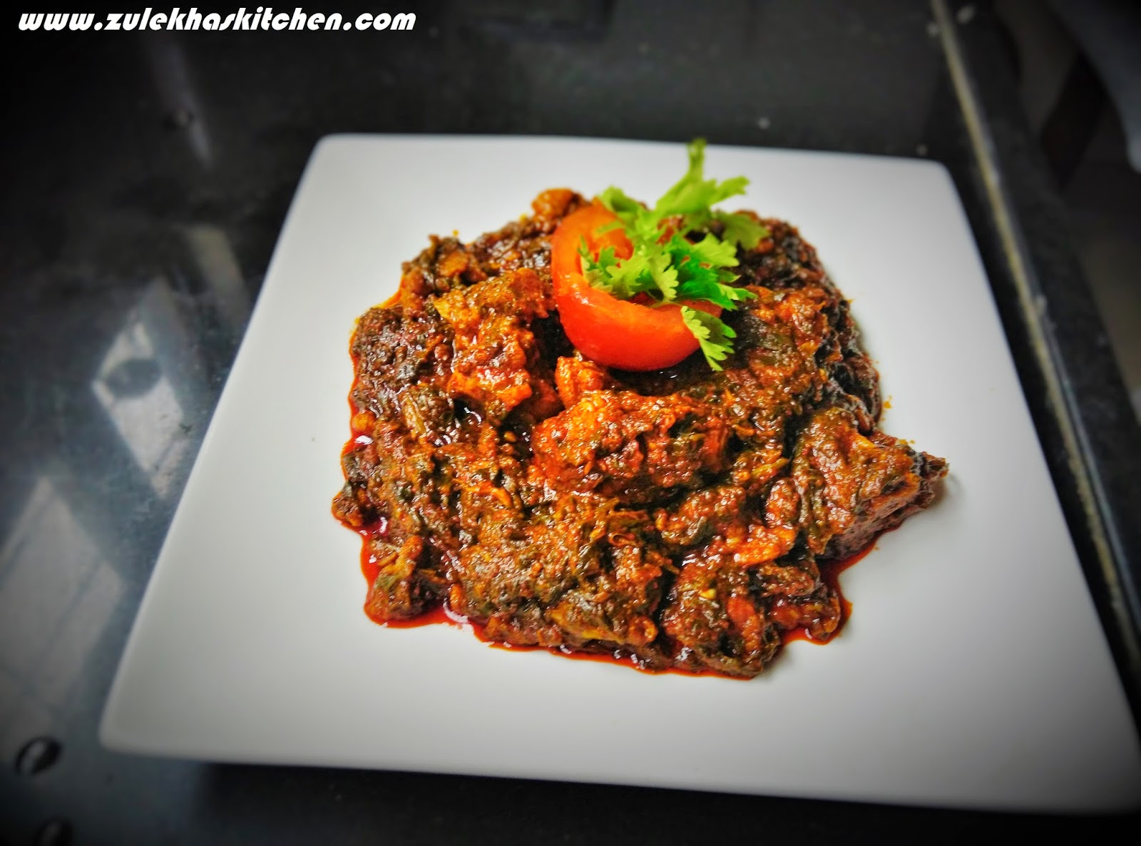 Goat liver with dill leaves indian kitchen cooking recipes - In This Recipe All The Vegetables Blend So Well That It Gives Out The Perfect Taste Dill Leaves Are Some What Sweet Spinach That Is Packed Full Of Iron